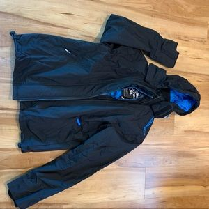 Superdry windcheater jacket 3XL (US XL) navy